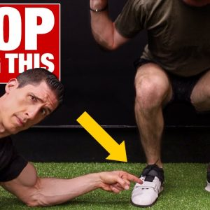 """Squat """"Fix"""" Gone Bad (STOP DOING THIS!!)"""