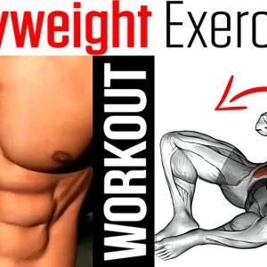 Summer Bodyweight Full Body Workout (Burn Fat)