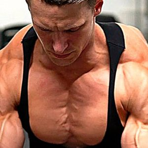 WORKOUT WITH DUMBBELLS | CHEST AND SHOULDERS