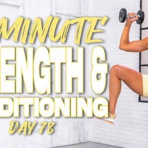 45 Minute Super Strength & Conditioning Workout | Summertime Fine 3.0 - Day 78