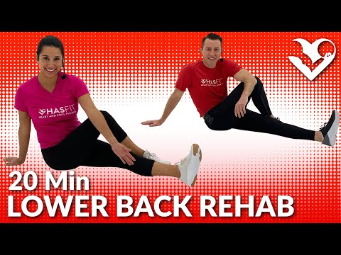 Exercises for Lower Back Pain Stretches - Stretching for Lower Back Pain Relief - Low Back Workout