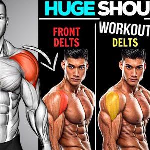 10 Best Exercises for Bigger Shoulders   Delts and Traps Workout