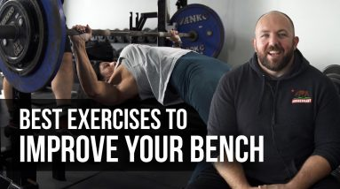 Best Exercises to Improve Your Bench