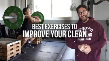 Best Exercises to Improve Your Clean | JTSstrength.com