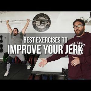 Best Exercises to Improve Your Jerk | JTSstrength.com