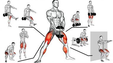 How to Build MASSIVE LEGs - 12 Exercises You Should Be Doing