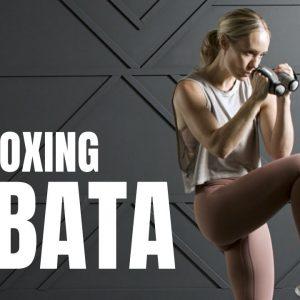 Killer Kickboxing TABATA Workout