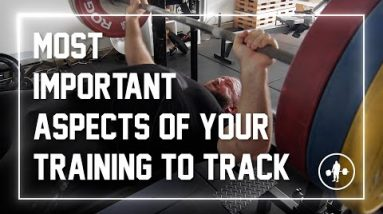 What Is Most Important To Track About Your Training? #shorts