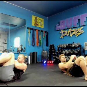 20 Min Upper Body Home Bodyweight CIRCUIT WORKOUT!