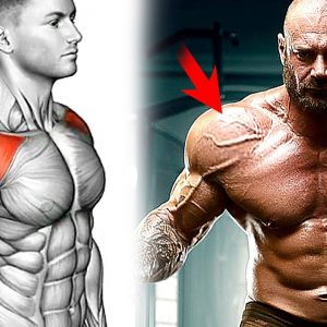 9 Best Exercises to Grow a Bigger Shoulders - DUMBBELLS ONLY