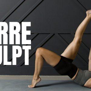 Barre Sculpt // HIIT Fusion Workout