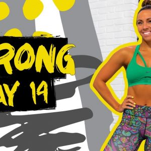 50 Minute Leg EMOM Workout | STRONG - Day 14