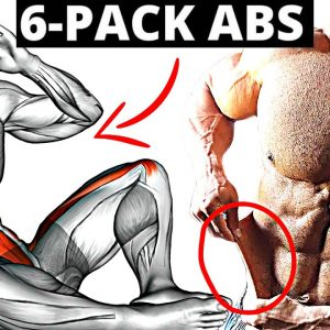 Do These Abdominal Exercises and Get Six pack ABS Fast