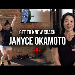 Get To Know Coach Janyce Okamoto   JTSstrength.com