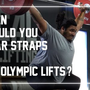 Should Weightlifters Wear Straps? #shorts